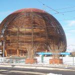 Экскурсия в ЦЕРН