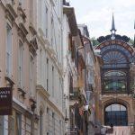 Évian-les-Bains — город по ту сторону озера