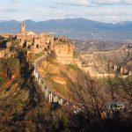 Покинутый город Чивита ди Баньореджо