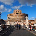 Рим: замок Сант-Анджело и Ватикан