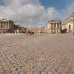 Версаль: дворец и зимне-весенний парк