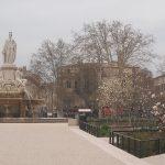 Город Ним и его знаменитый амфитеатр
