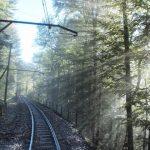 Из Монтрё в Интерлакен: панорамный поезд Golden Pass