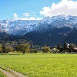 Шильтхорн: снежные горки и Джеймс Бонд