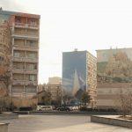 Разрисованные стены Лиона: квартал Etats-Unis