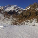 Как я впервые каталась на горных лыжах