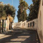 Гранада: улицы, цервки и хурма