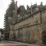 Замки Луары: Ланже (Langeais)