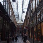 Выходные в Париже: крытые калереи и Parc de Sceaux