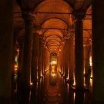 Стамбул: Цистерна и Голубая мечеть