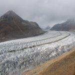 Хайк на ледник Алетч