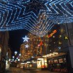 Рождество в Лозанне