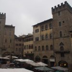 Ареццо — город церквей и антикваров