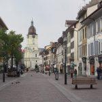 Морж — город между Женевой и Лозанной