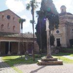 Аббатство трёх источников в Риме