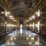 Дворец Колонна в Риме