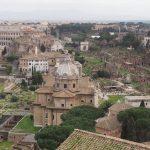Виды на Рим с монумента Витториано