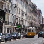 Солнце и горки Лиссабона