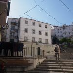 Квартал Алфама в Лиссабоне