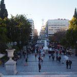 Новогодние праздники в Афинах