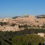 Древнегреческое наследие Афин