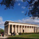 Афины. Греческая агора и Гефестейон