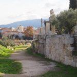 Афины. Кладбище Керамикос