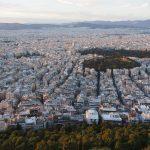 Афины. Холм Ликавит