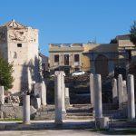 Афины. Римская агора и Башня Ветров