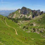 Горы, сурки и альпийский сад Роше-де-Нэ
