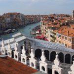 Венеция с террасы Фондако деи Тедески