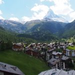 Маттерхорн — самая знаменитая вершина Швейцарии