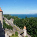 Швейцарский замок Грансон