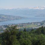 Панорамный маршрут над Цюрихом