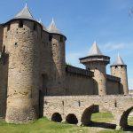 Средневековая крепость Каркассон