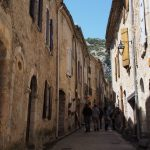Лангедок. Средневековый город Сен-Гилем-ле-Дезер