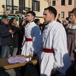 Венецианский карнавал. Праздник Марий