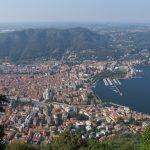 Комо — город на одном из самых красивых озёр Италии