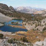 Хайк Duck Pass, озеро Моно и другие красоты Калифорнии
