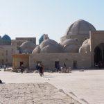 Узбекистан. Медресе и торговые купола Бухары