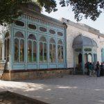 Бухара. Эмирский дворец Ситораи-Мохи-Хоса