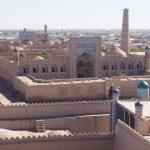 Хива — самый атмосферный город Узбекистана