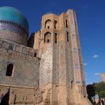Самарканд. Биби-ханым, рынок и уголочки города