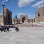 Регистан — сердце Самарканда